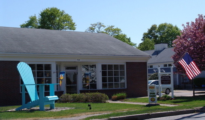 Cape Pediatric & Family Dentistry Office Front